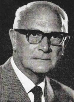 Gerhard Frels (1898 - 1992)